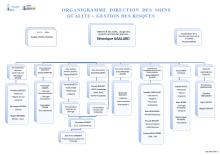 ORGANIGRAMME DIRECTION DES SOINS